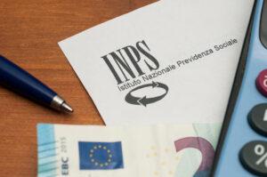 Logo Inps: esempio di reddito e pensione di cittadinanza